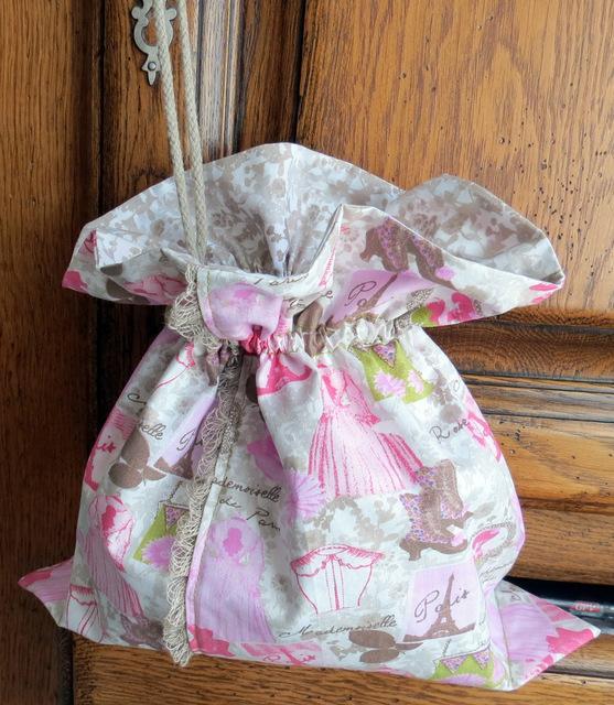 sac lingerie